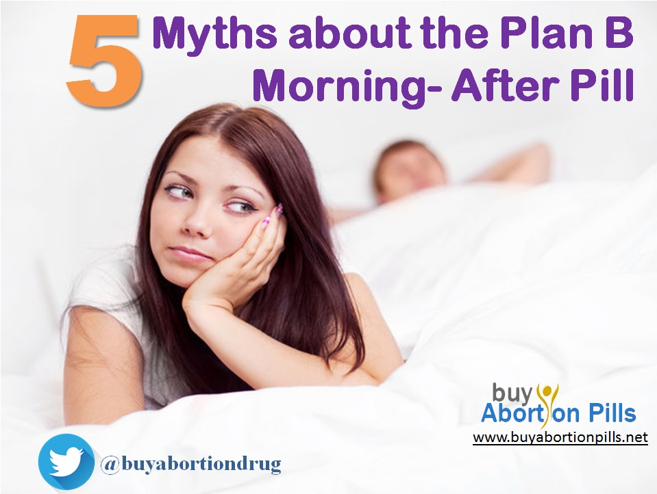 Five Myths about the Plan B Morning- After Pill