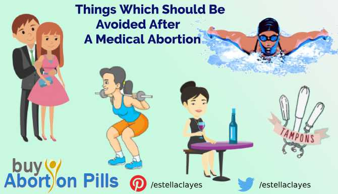 things-to-avoid-after-medical-abortion
