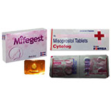 Mifepristone and Misoprostol
